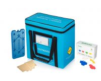 Small Insulated Medical Carrier Thermal Bundle - Antimicrobial