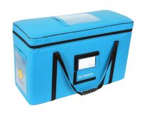 Large Insulated Medical Carrier - Antimicrobial