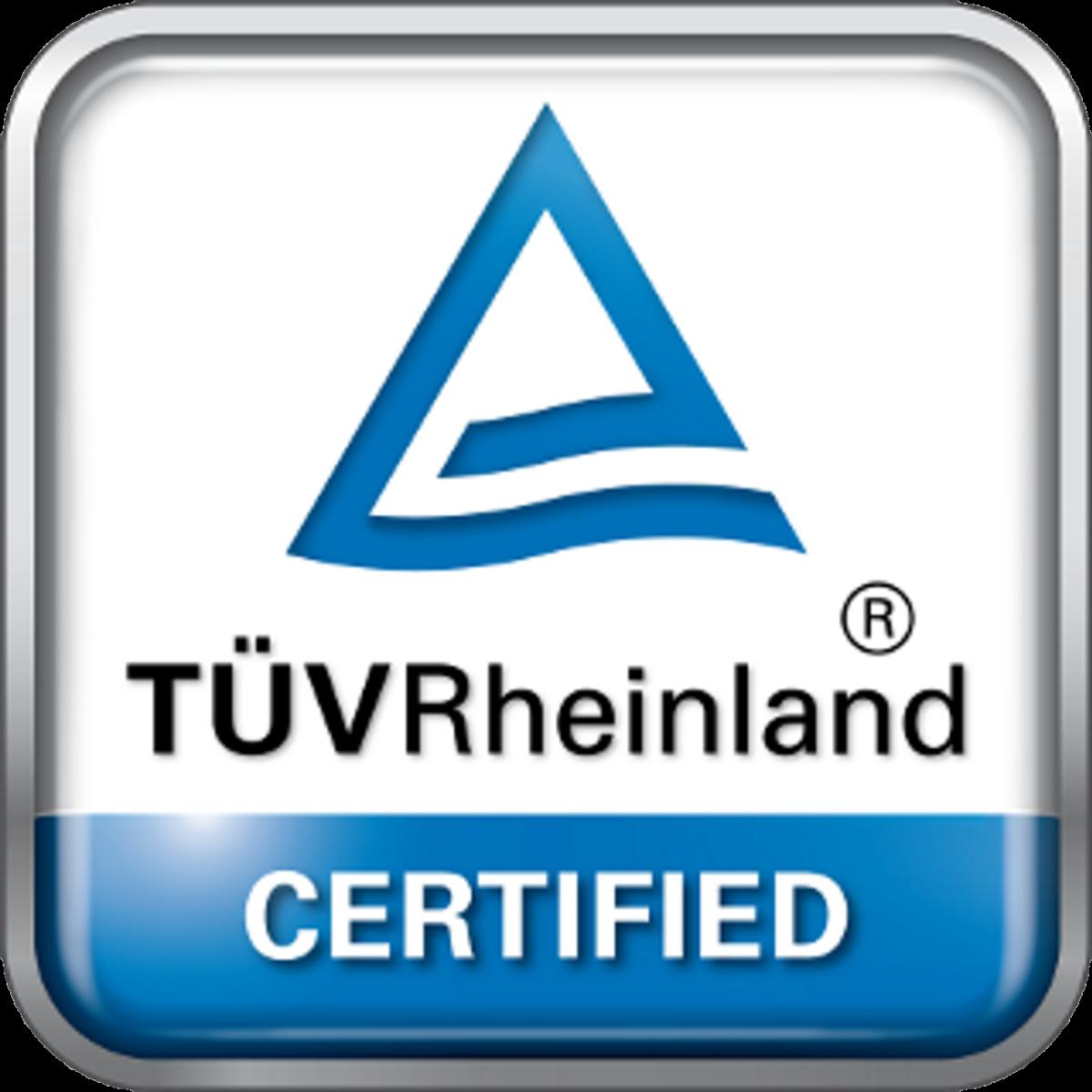 TUV tested logo