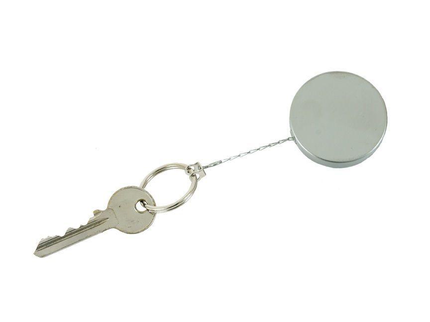 Jailers Retractable Keyring - 600mm length