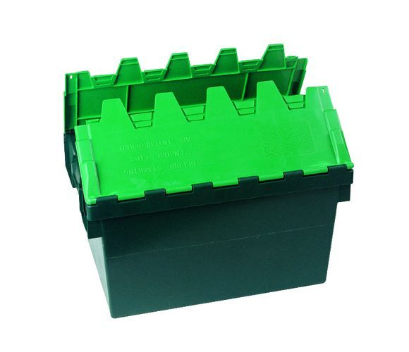 Lockable Courier Box - Tamper Evident