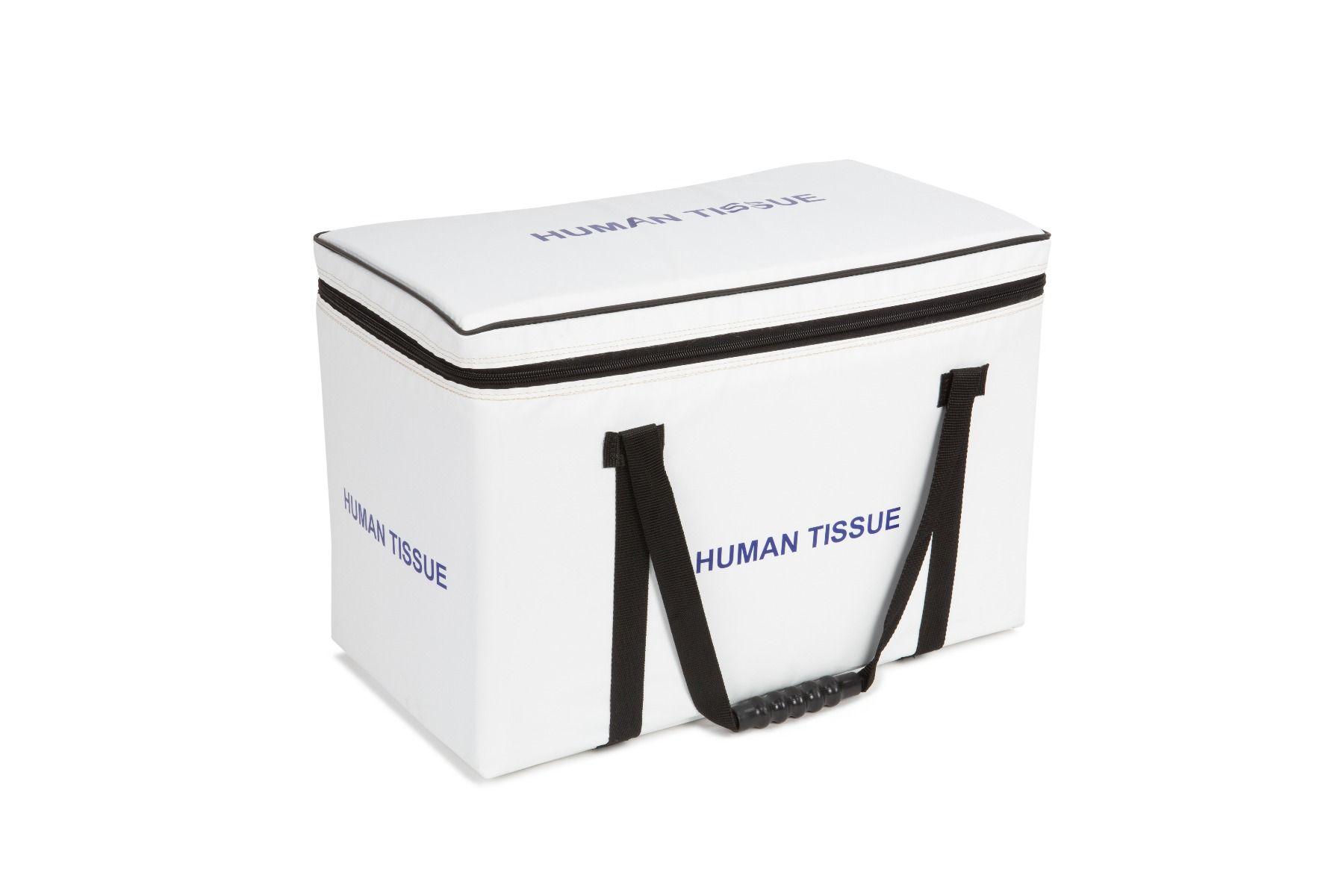 Medium Transport Medical Carrier - Human Tissue