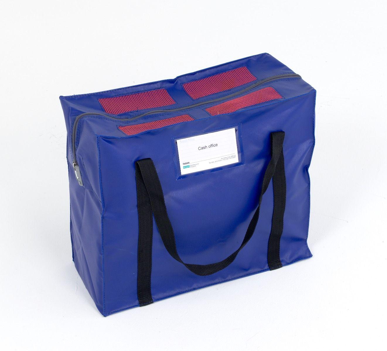Cash-in-Transit Smoke Bag