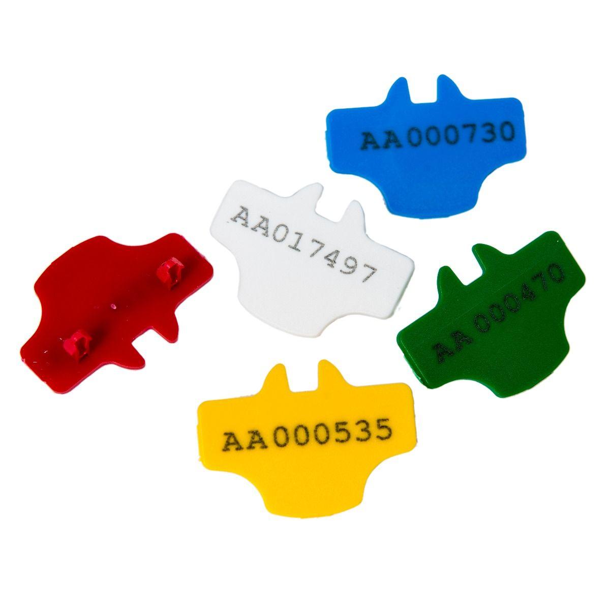 Numbered T2 Tamper Evident Security Seals