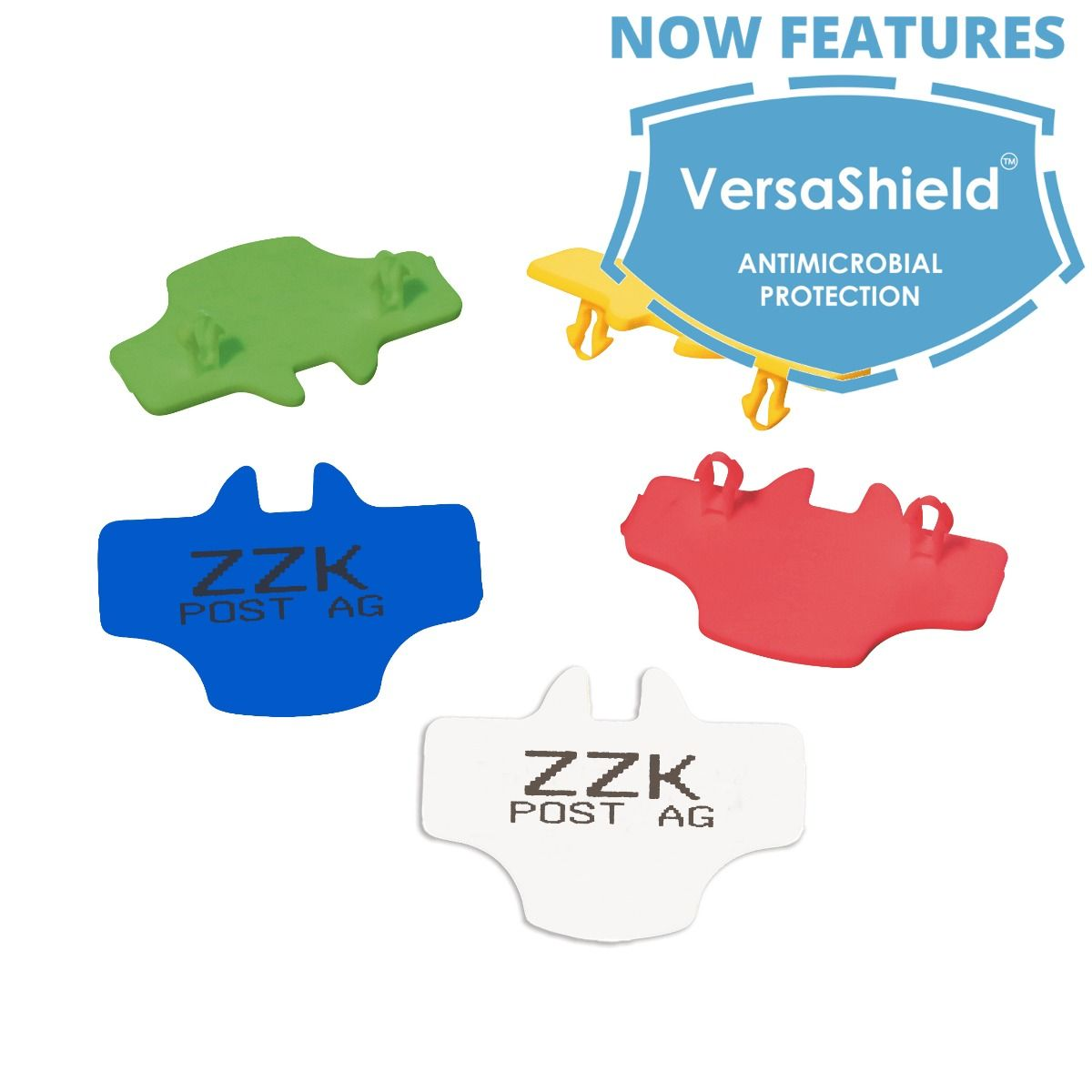 Personalised T2 Tamper Evident Security Seals