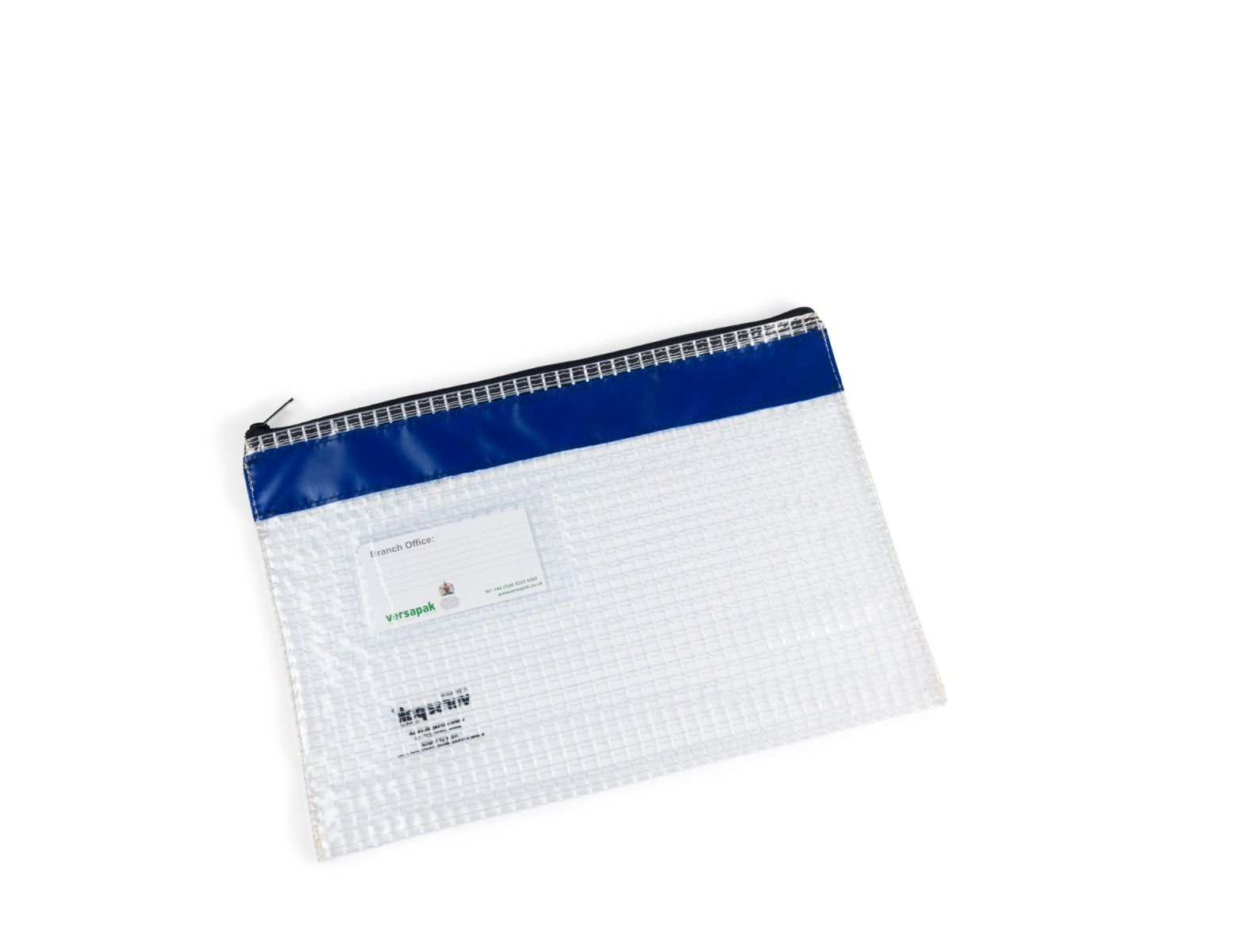 Medium Clear Internal Mail Wallet