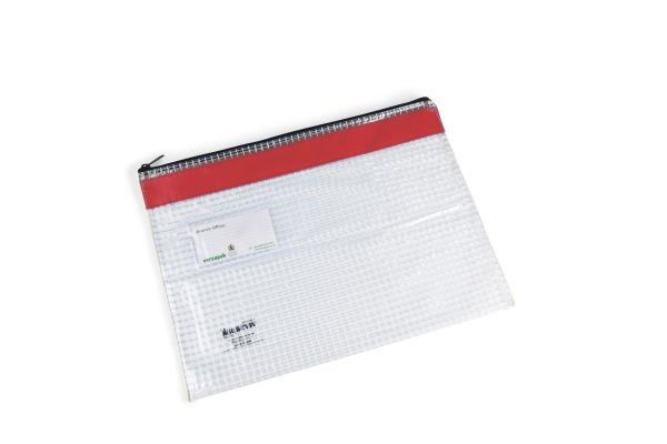 Large Clear Internal Mail Wallet