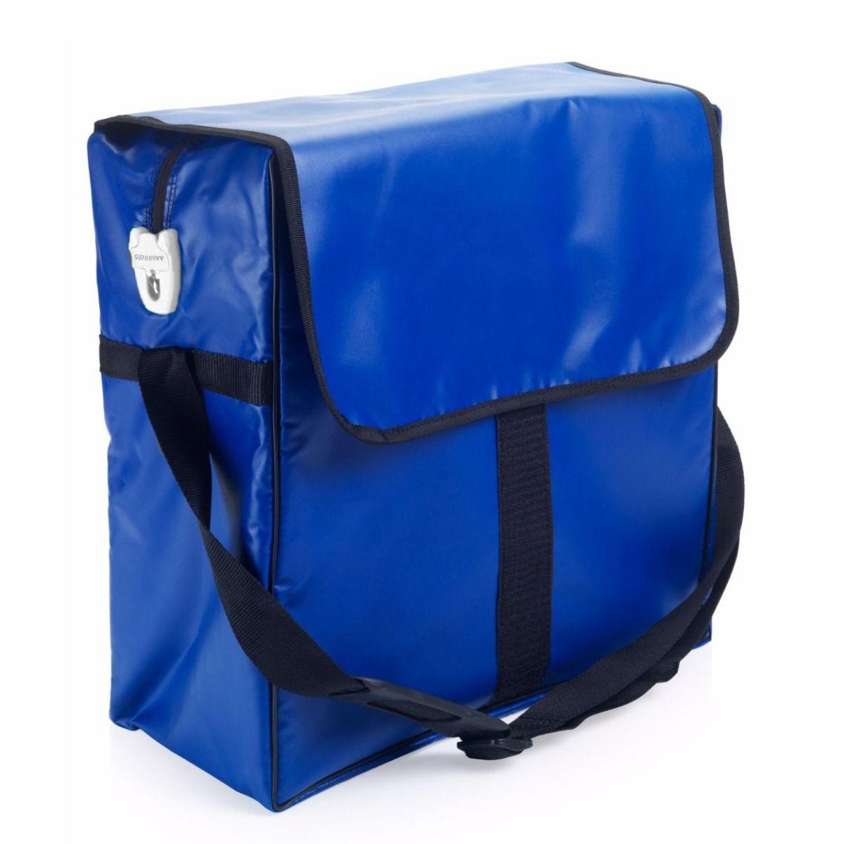 Secure Courier / Messenger Shoulder Carrier