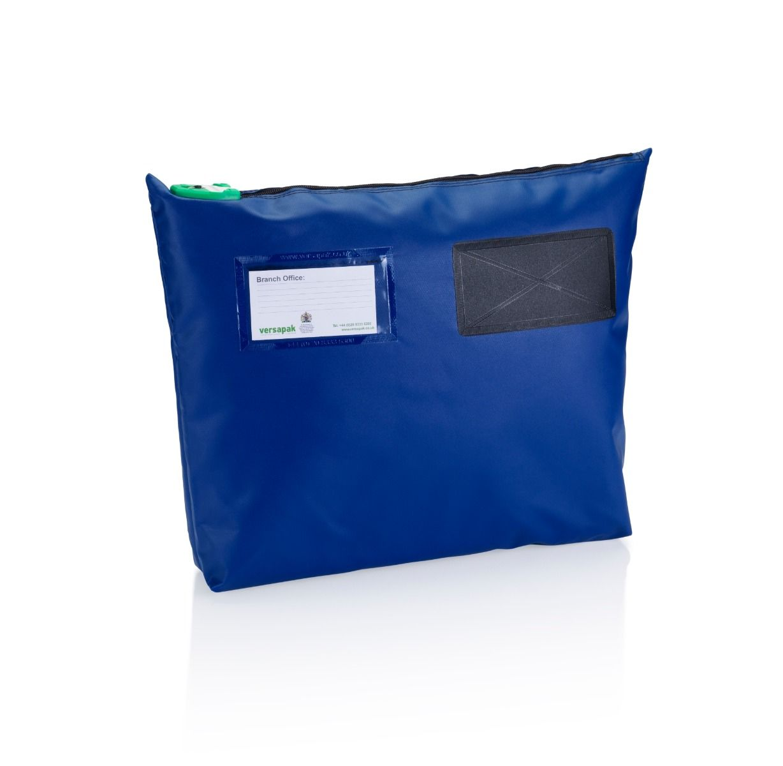 CLEARANCE - Medium Single Seam Mail Pouch - T-Seal Locking
