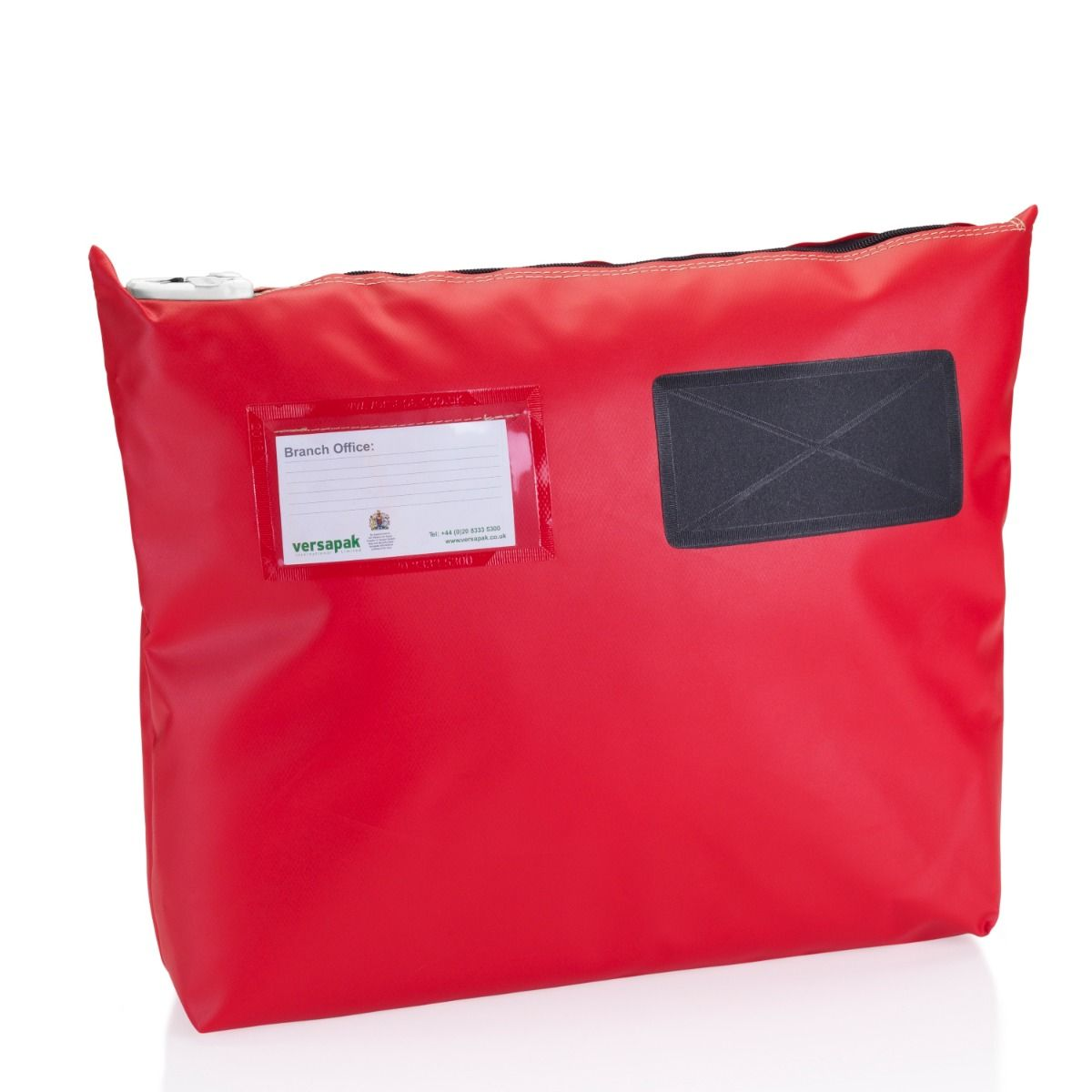 Single Seam Mail Pouch with Gusset (Medium)