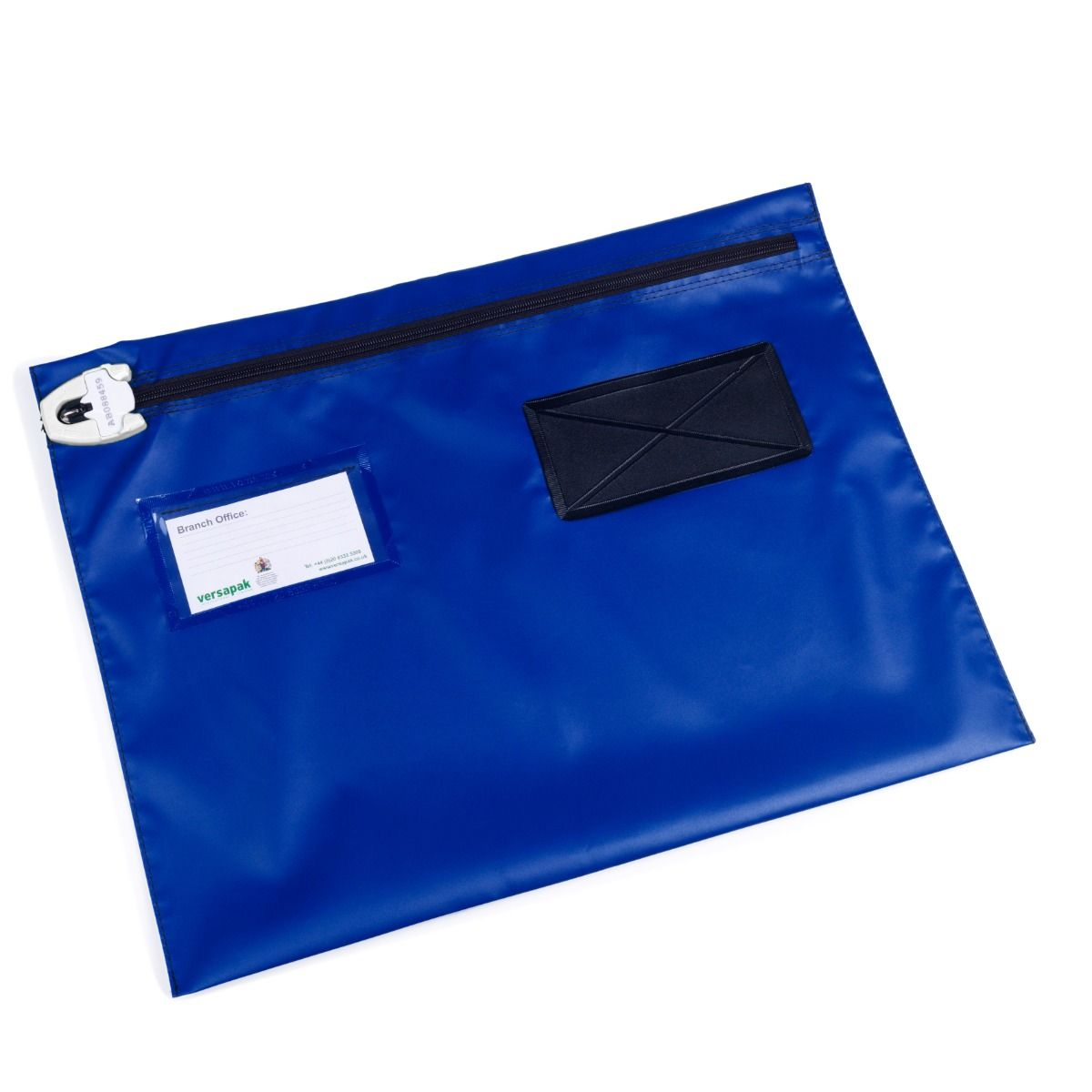 Large Document Wallet - Wide Opening