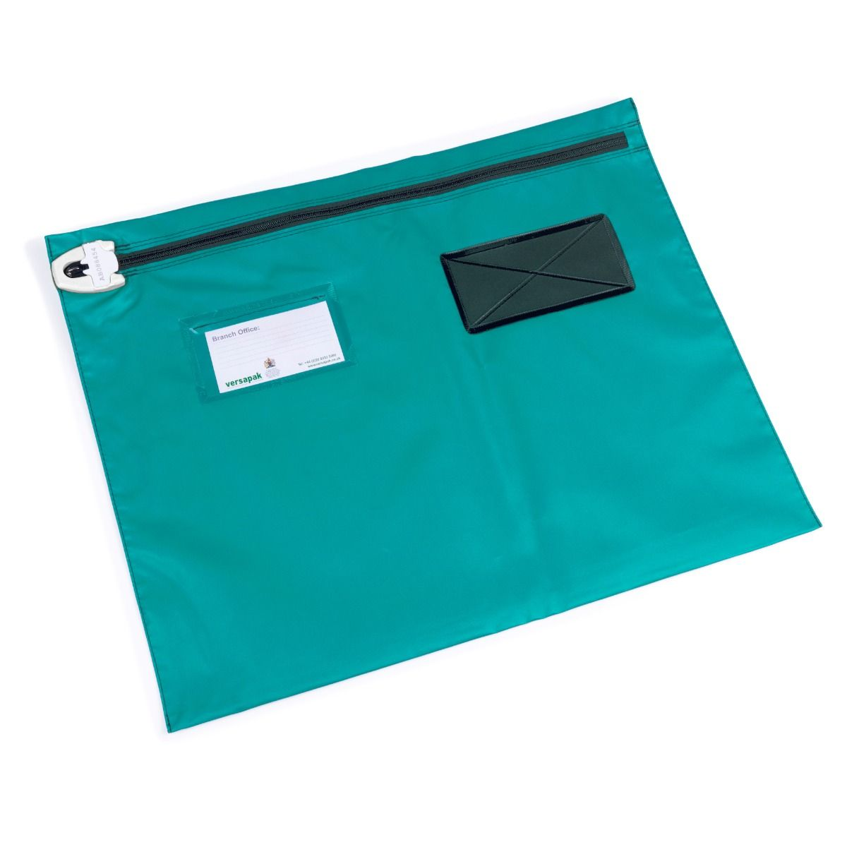 Extra Large Document Wallet - Wide Opening