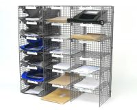 Mailsort Frame Unit - 18 Compartments