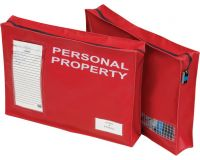 Personal Effects Security Pouch