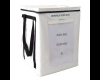 Large Electoral Verification Box