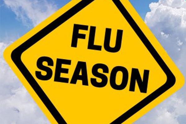 Don't let flu season catch you out!