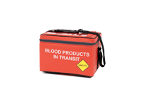 Small blood bag insulated T2 security seal