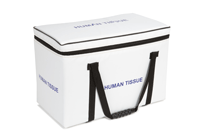 Human tissue carrier large