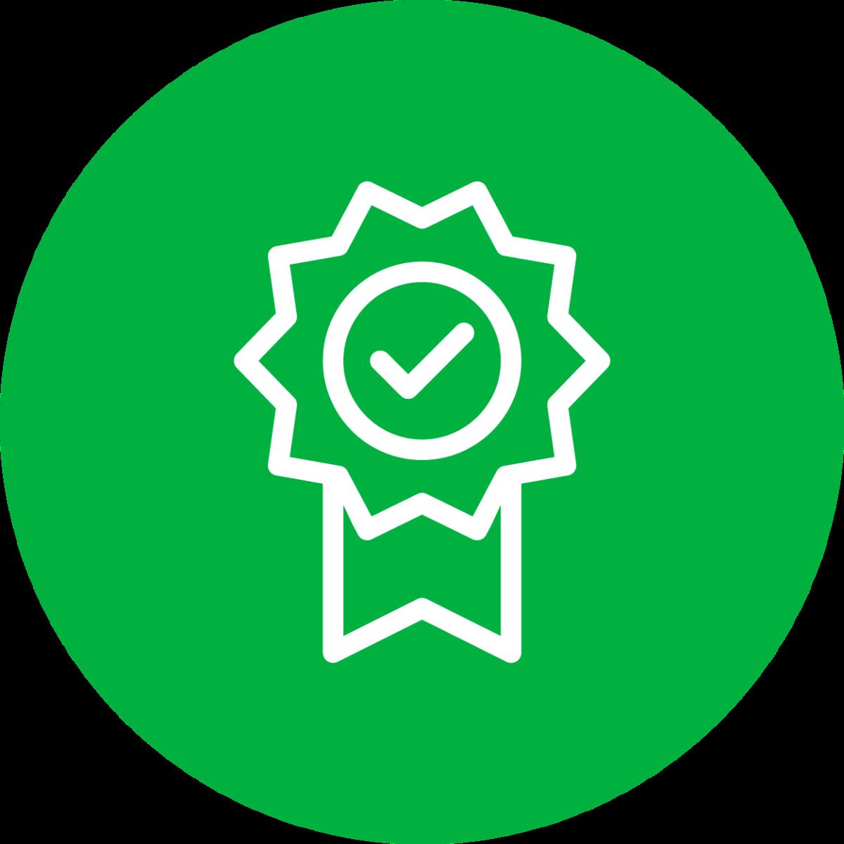 5 Year Guarantee Icon