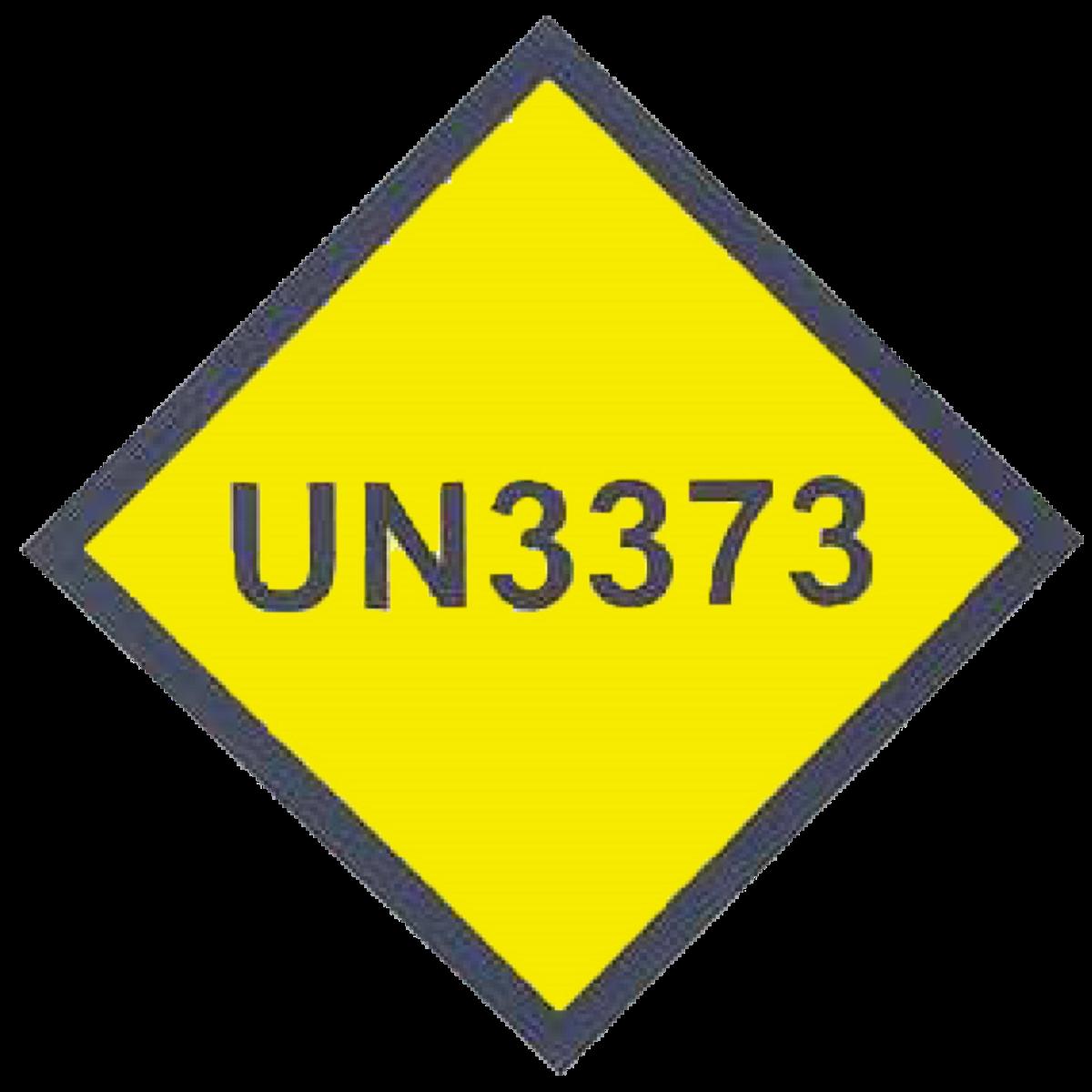 UN3373 logo