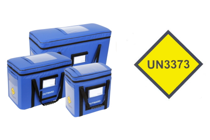 Versapak manufacture UN3373 Medical Carriers