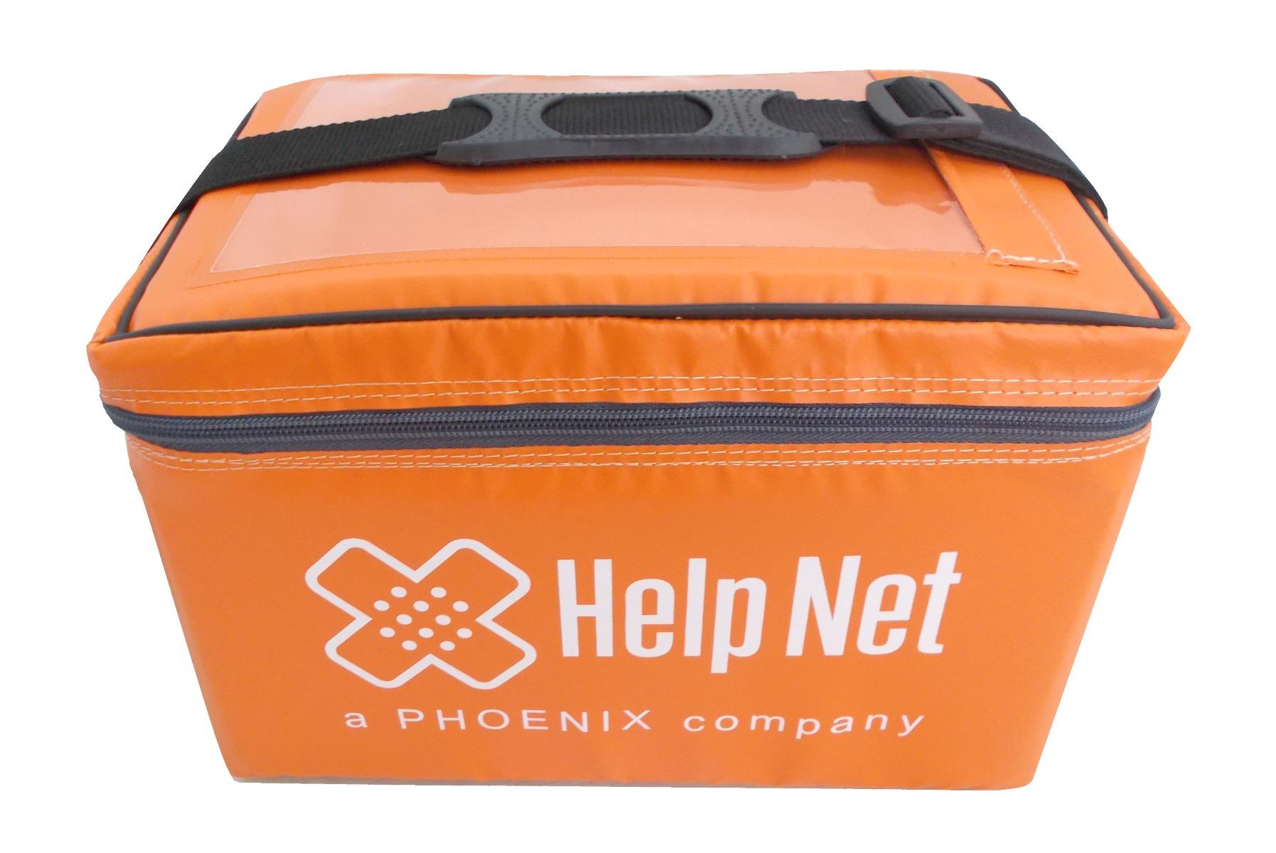 Help Net Printed Medical Bag