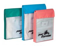 Small Reusable Internal Document Pouches - Gusset