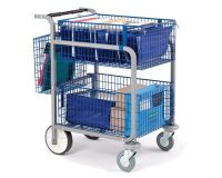 Heavy Duty Mail Trolley