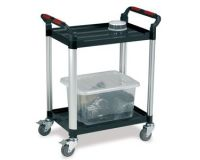 Two Shelf Office Trolley