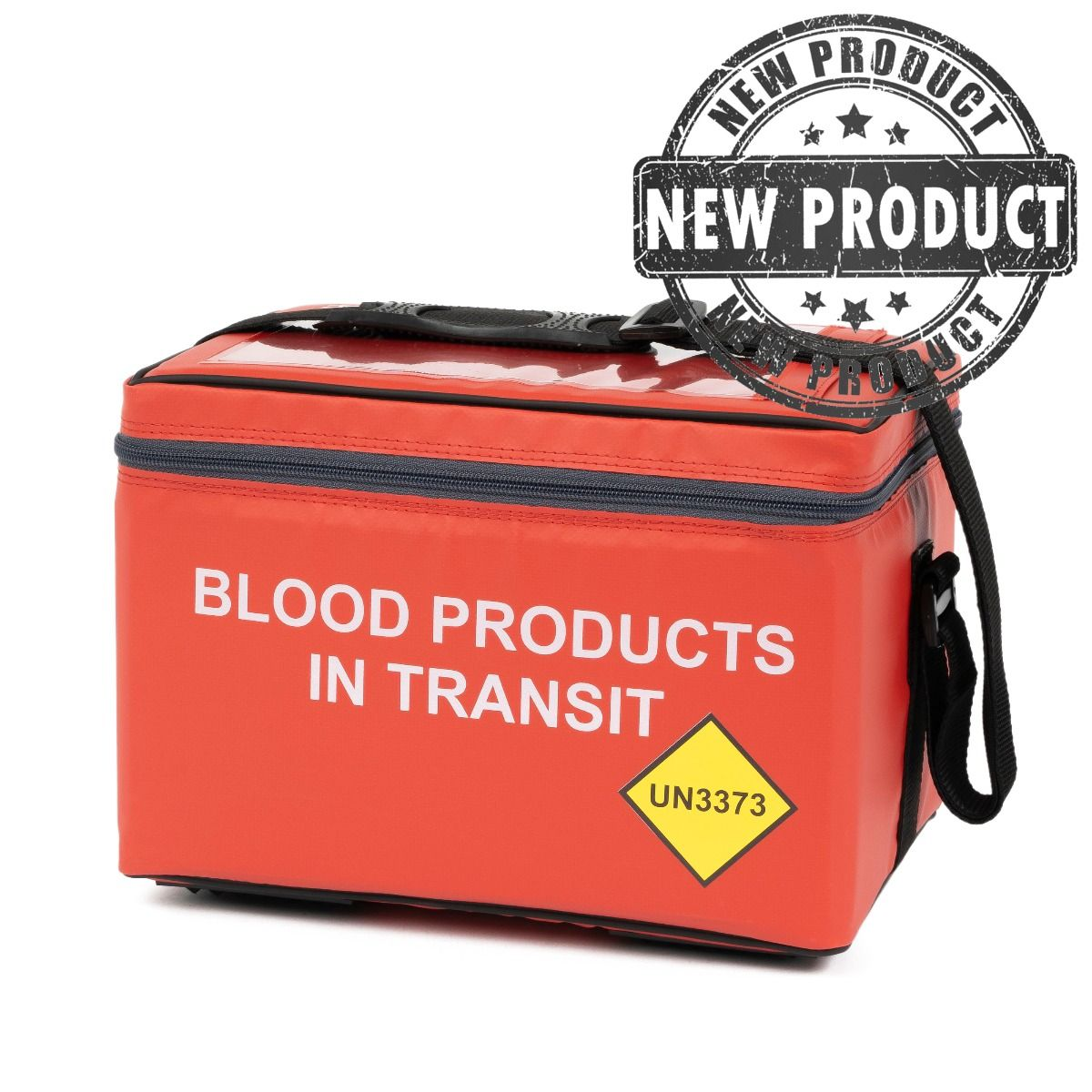 Small Blood-in-Transit Medical Bag