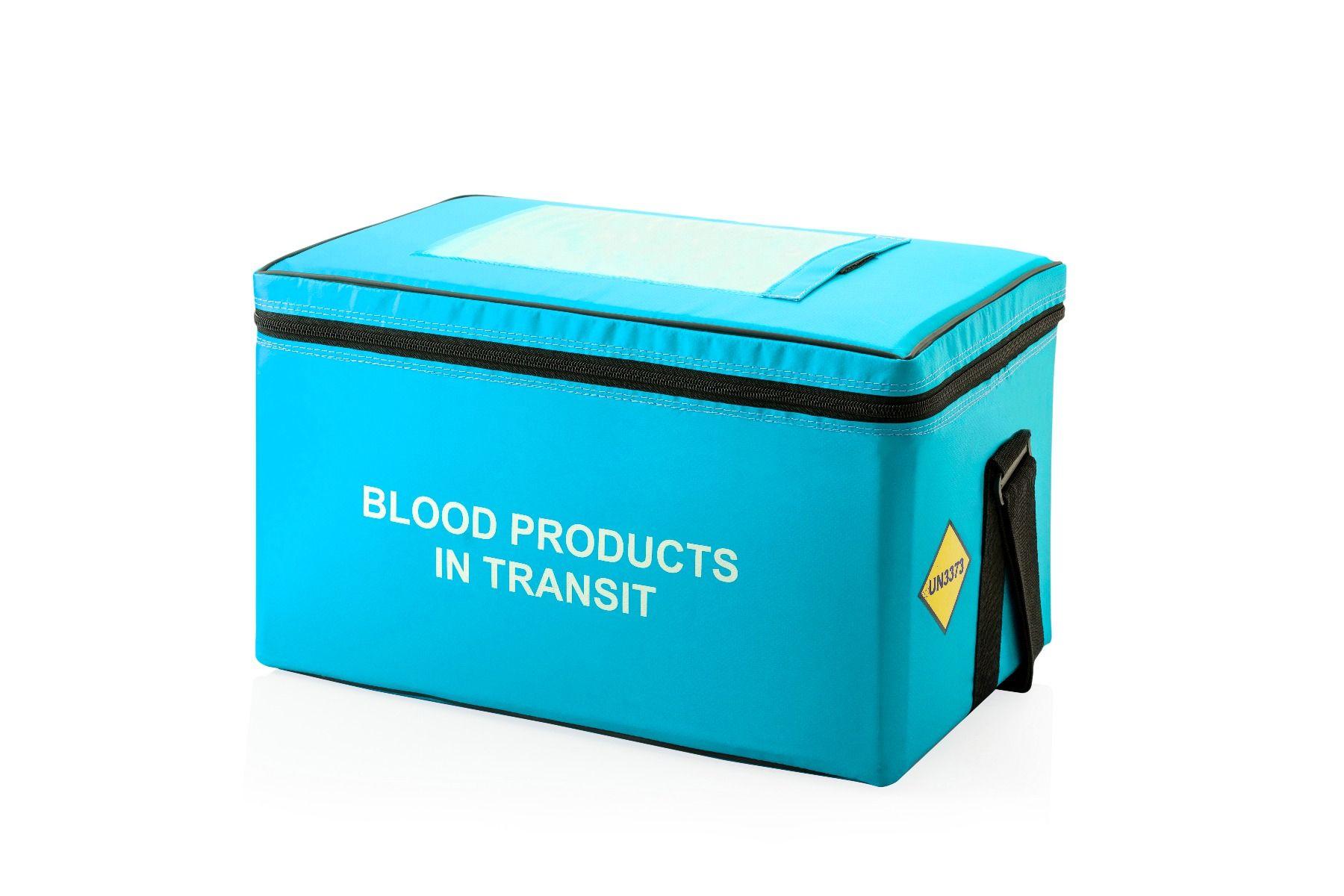 Large Blood-in-Transit Bag - Antimicrobial