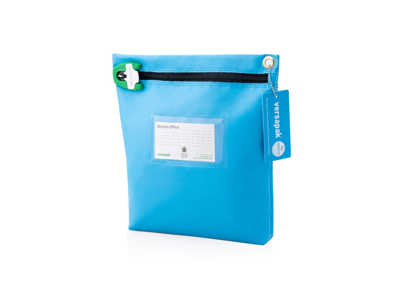 Medium Secure Cash Bag - Antimicrobial Protection