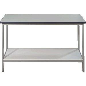 Mailroom Desk/Bench - Shelf