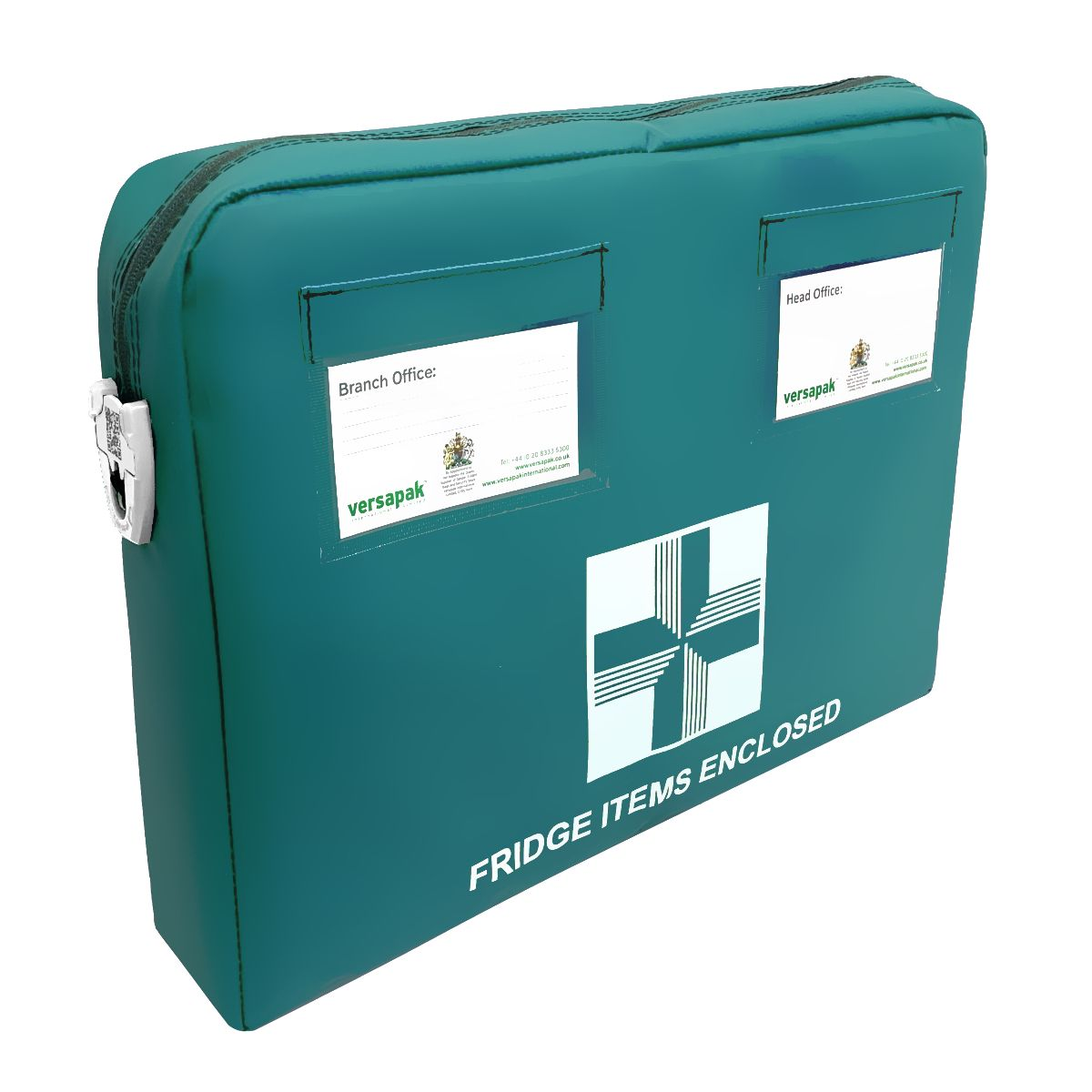 Pharmaceuticals Fridge Pouch - Insulated Padded Protection