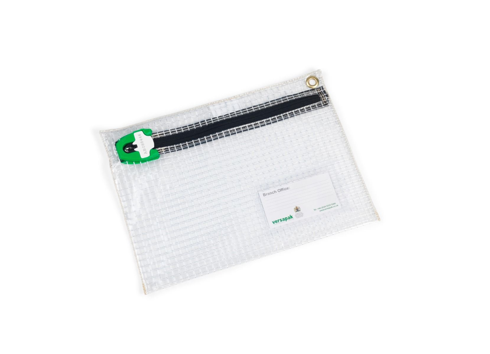Small Clear Personal Effects Security Wallet