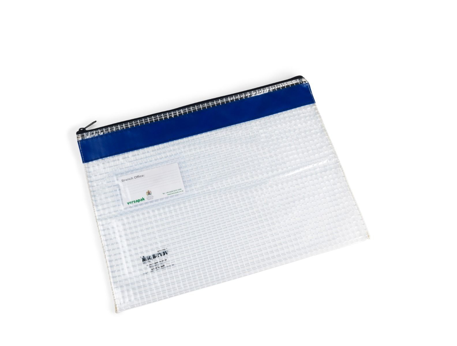 SPECIAL OFFER - Medium Clear Internal Mail Wallet