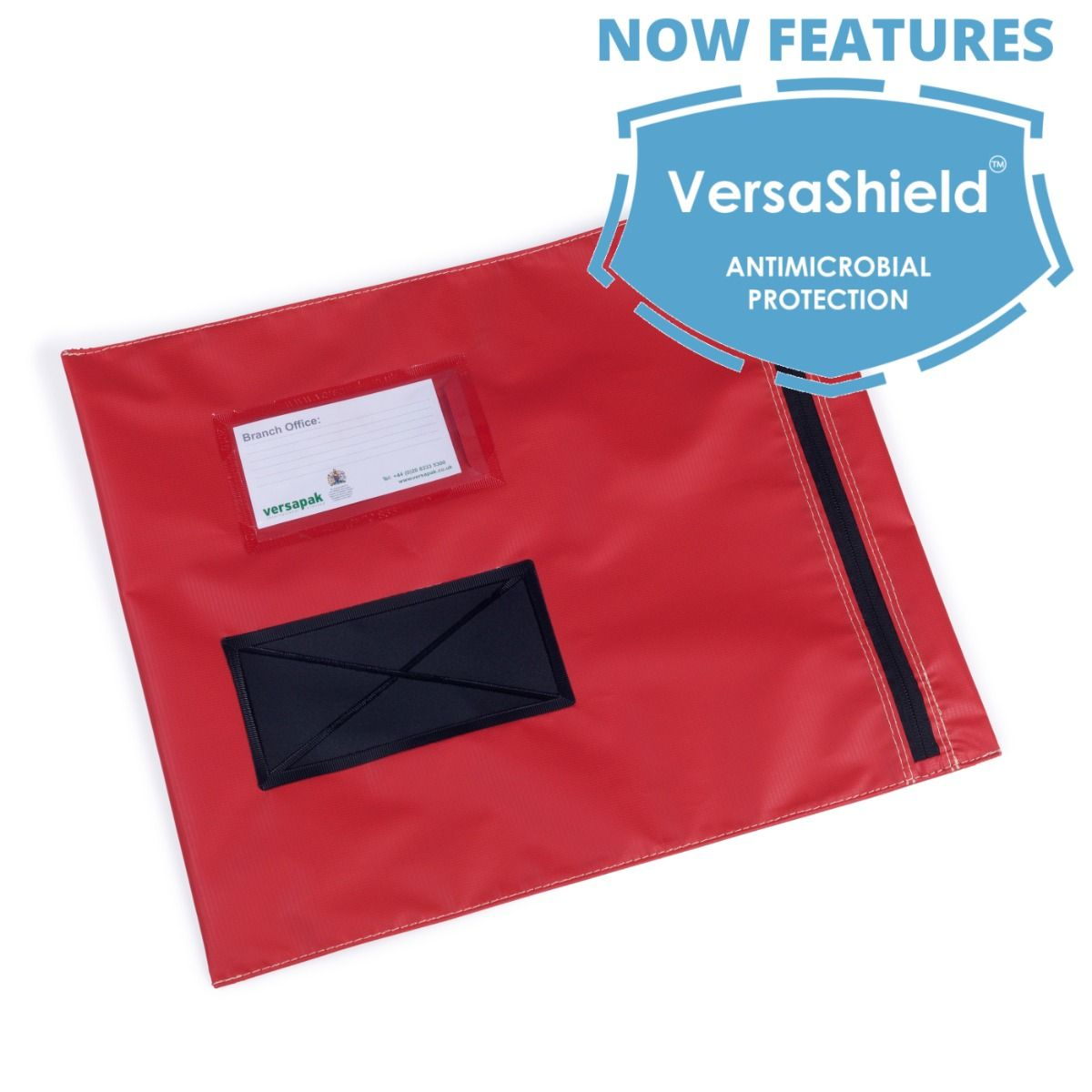 Small Flat Document Mailing Wallet