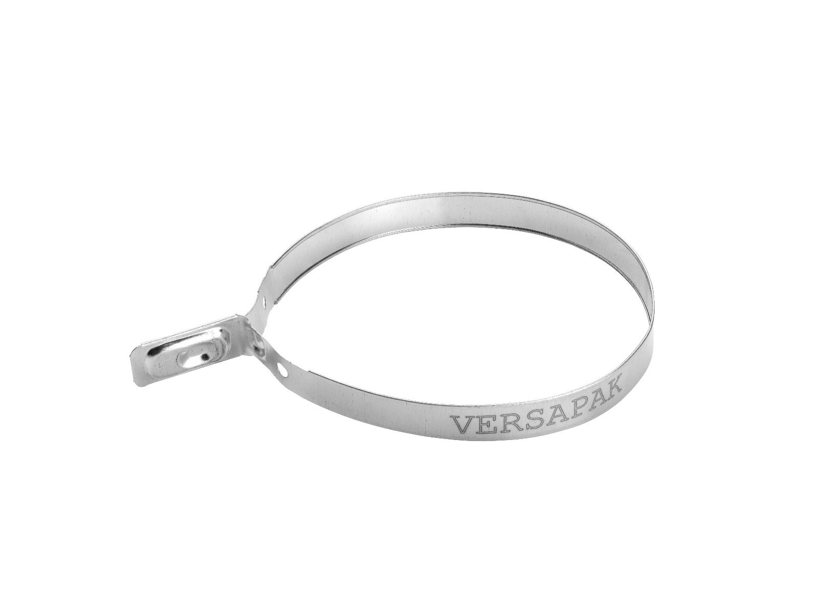 Heavy Duty Metal Security Seal - Fixed Length