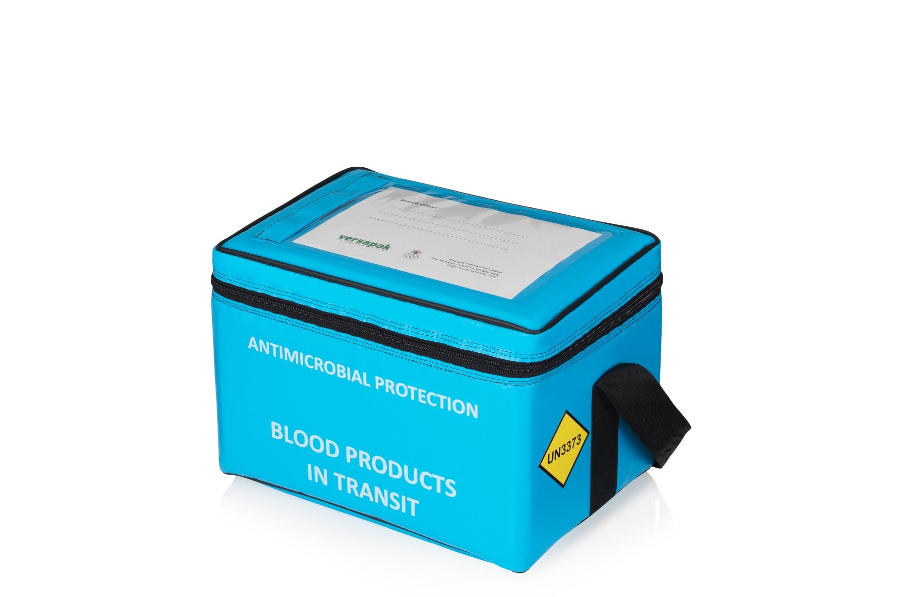 Small Blood-in-Transit Bag - Antimicrobial
