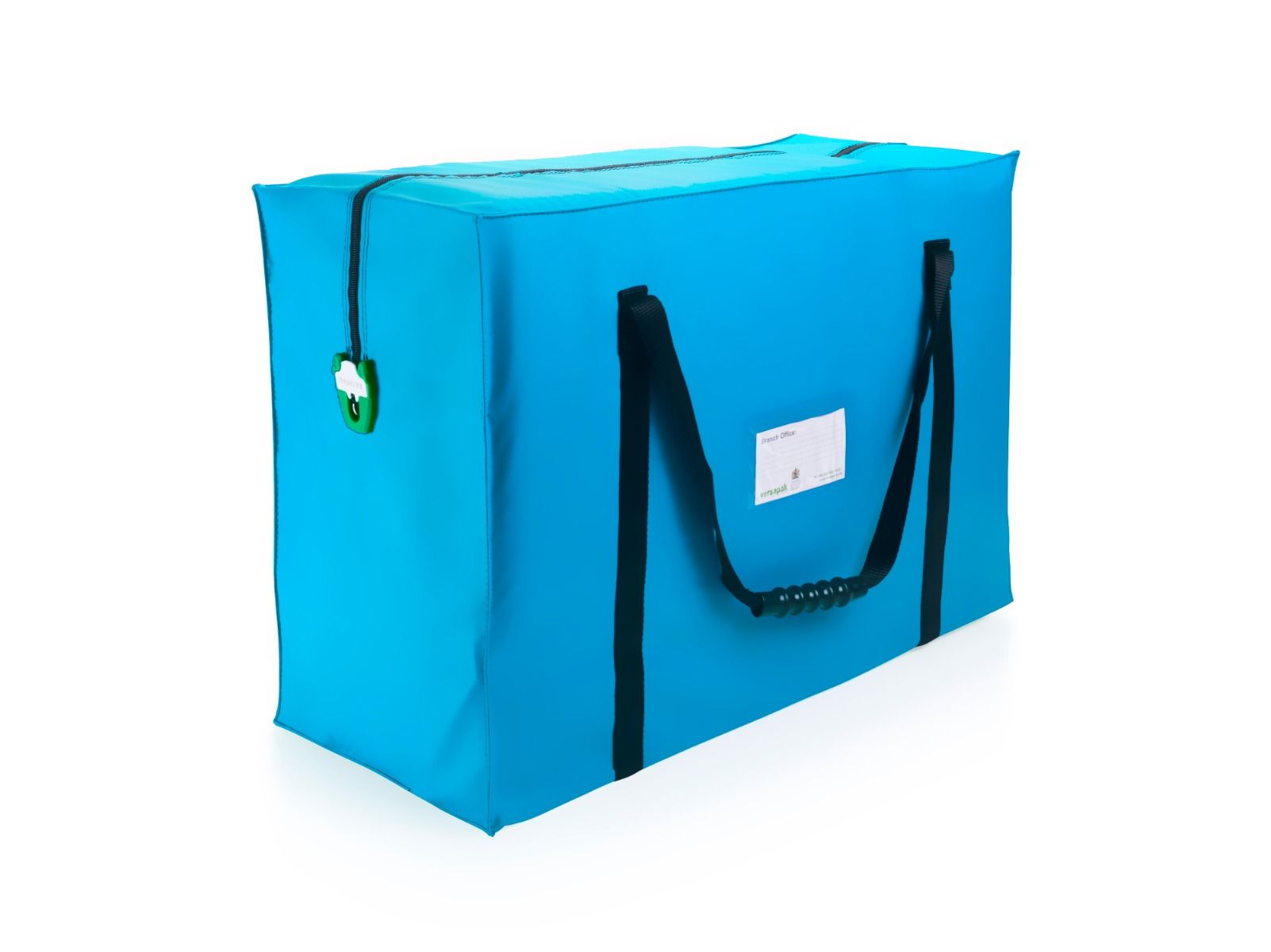 Large Antimicrobial Secure Holdall