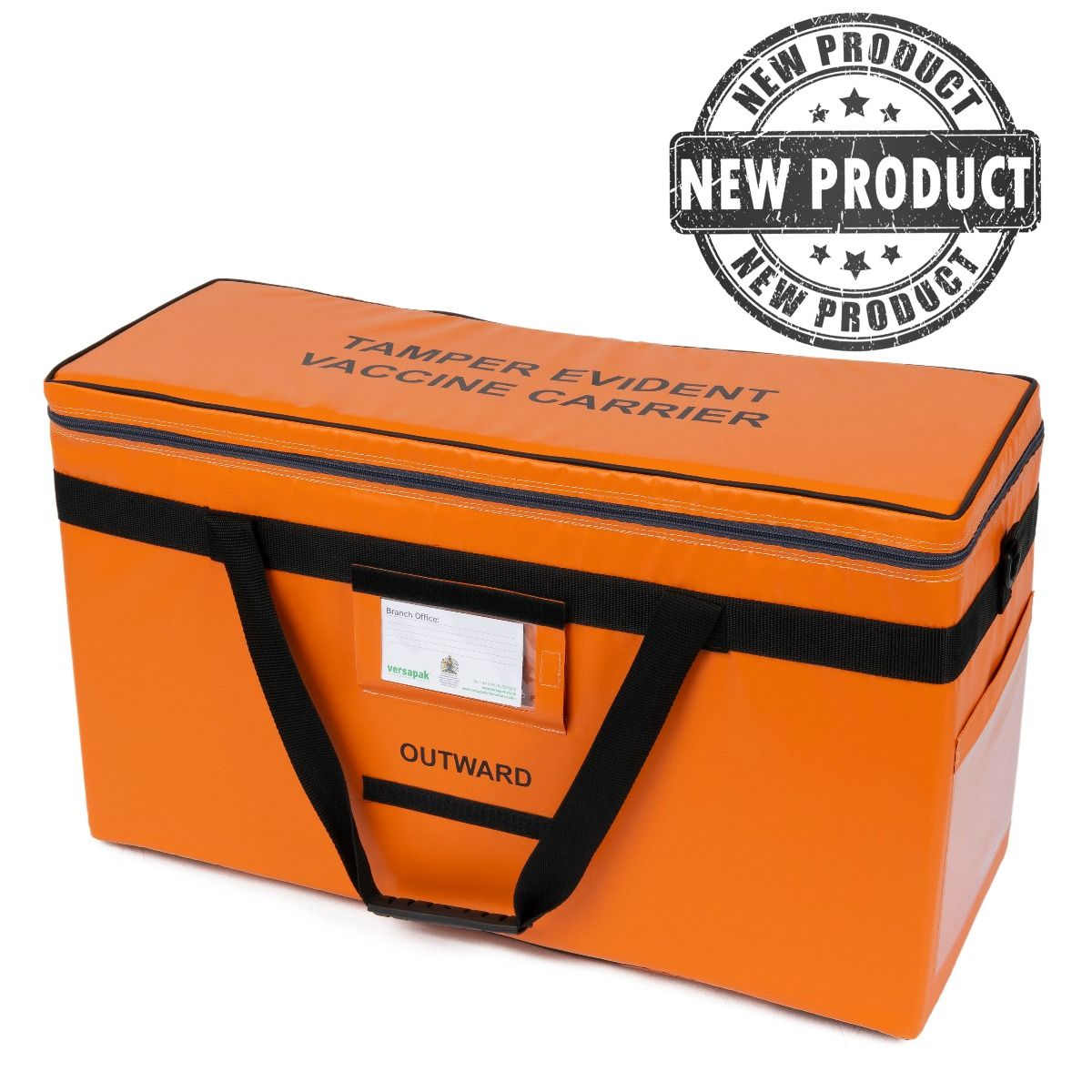 Large Insulated Medicine Carrier - Vaccine