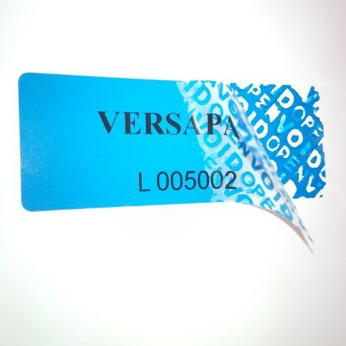 Small Tamper Evident Void Labels - Container/Door Labels