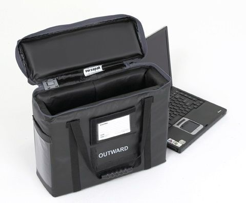 Padded Protected Storage & Transport Carrier - Laptops