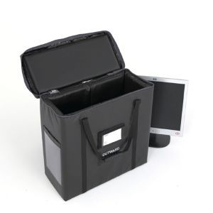 Padded Protected Storage & Transport Carrier - Flat Screen Monitors