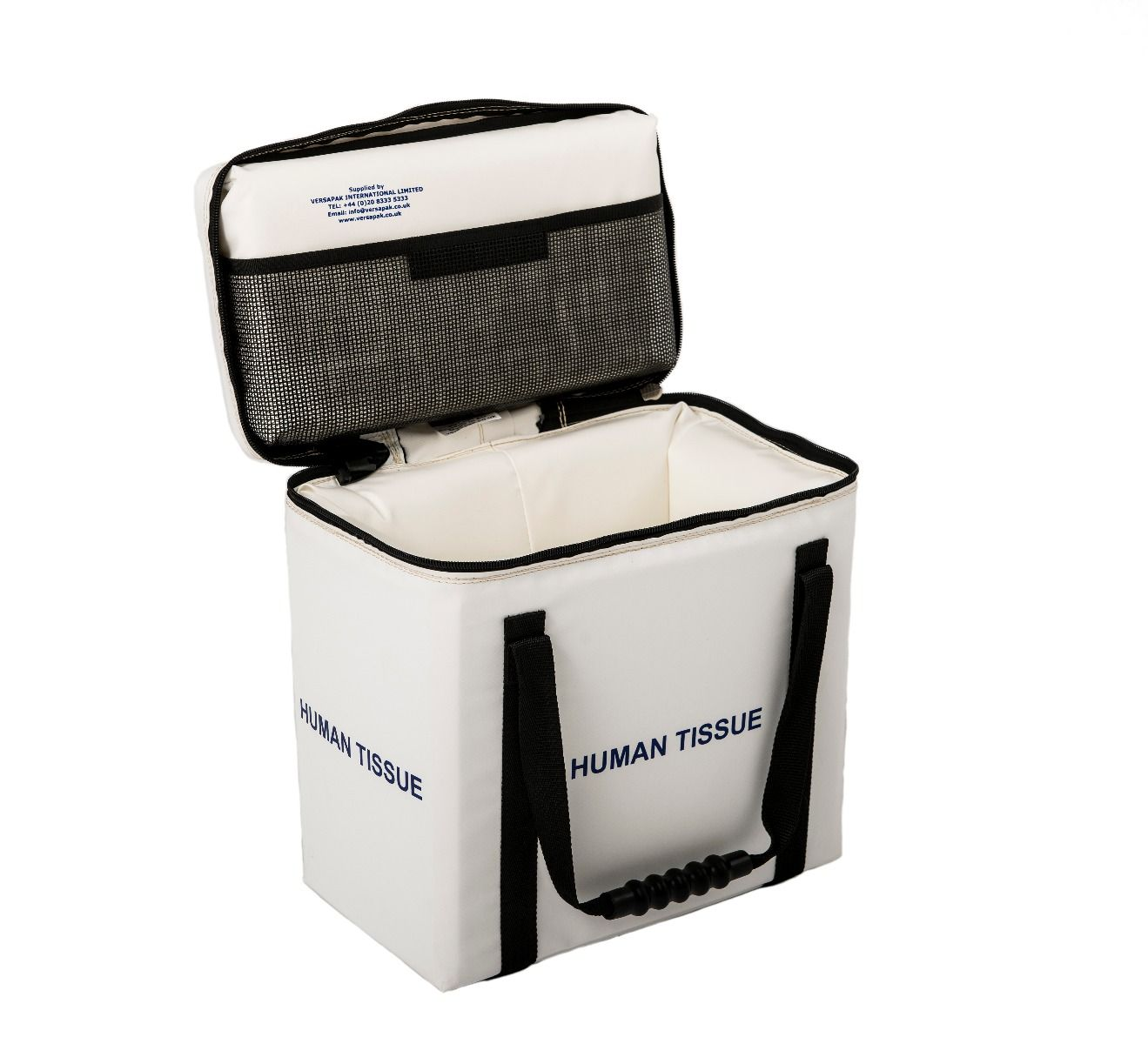 Small Transport Medical Carrier - Human Tissue