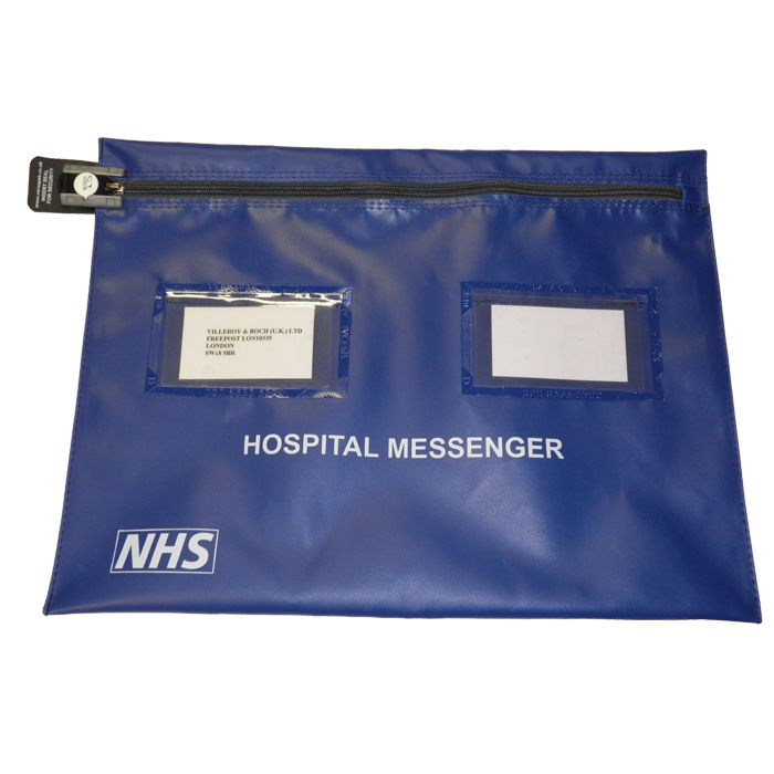 Hospital Messenger Pouch - Mailing Pouch