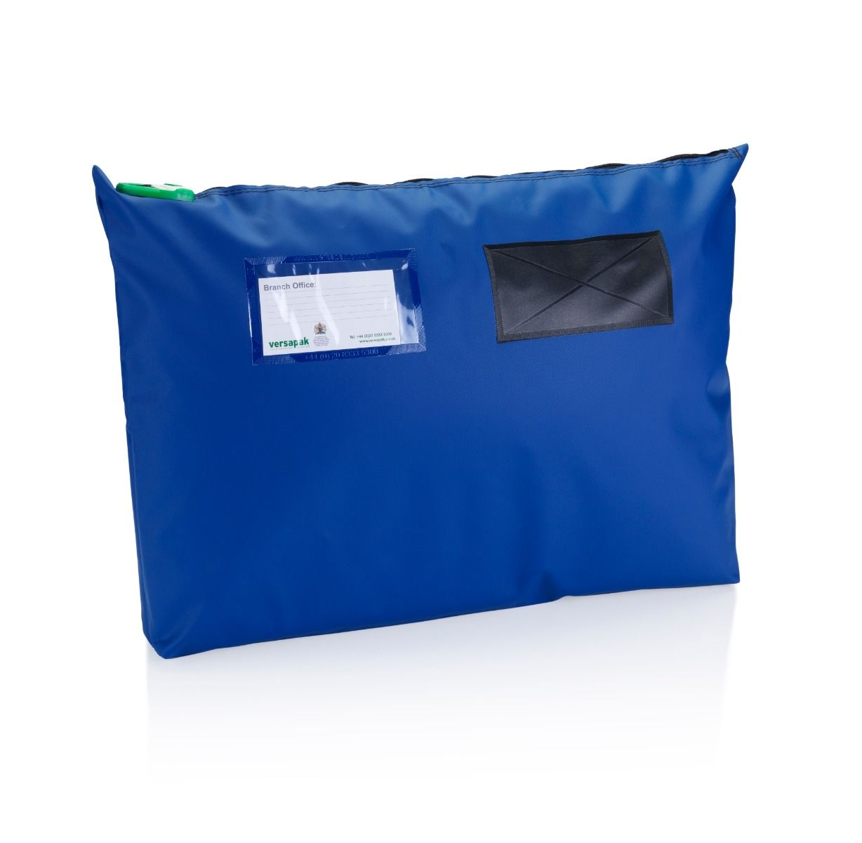 Large Single Seam Mail Pouch - Gusset