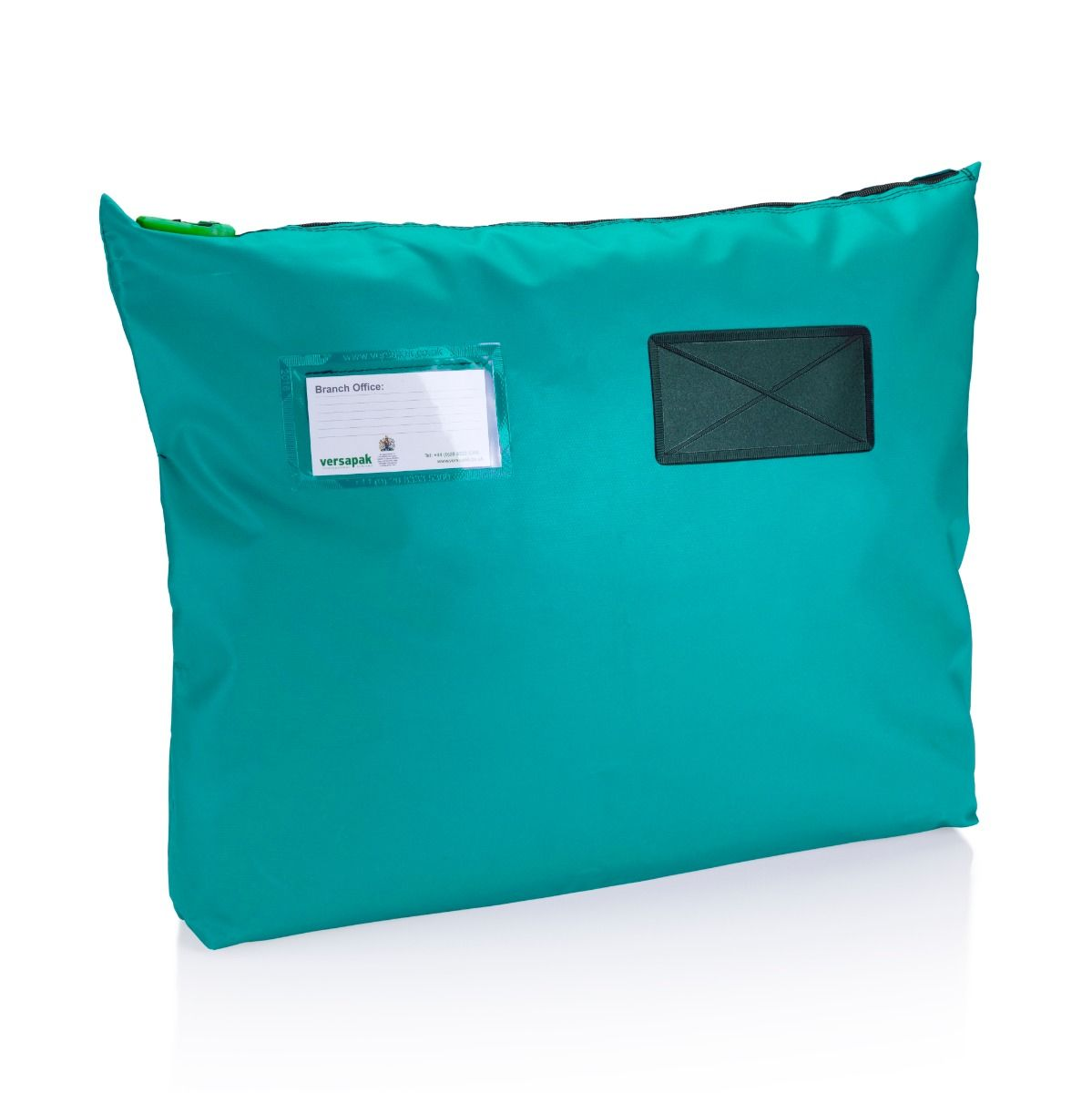 Extra Large Single Seam Mail Pouch - Gusset