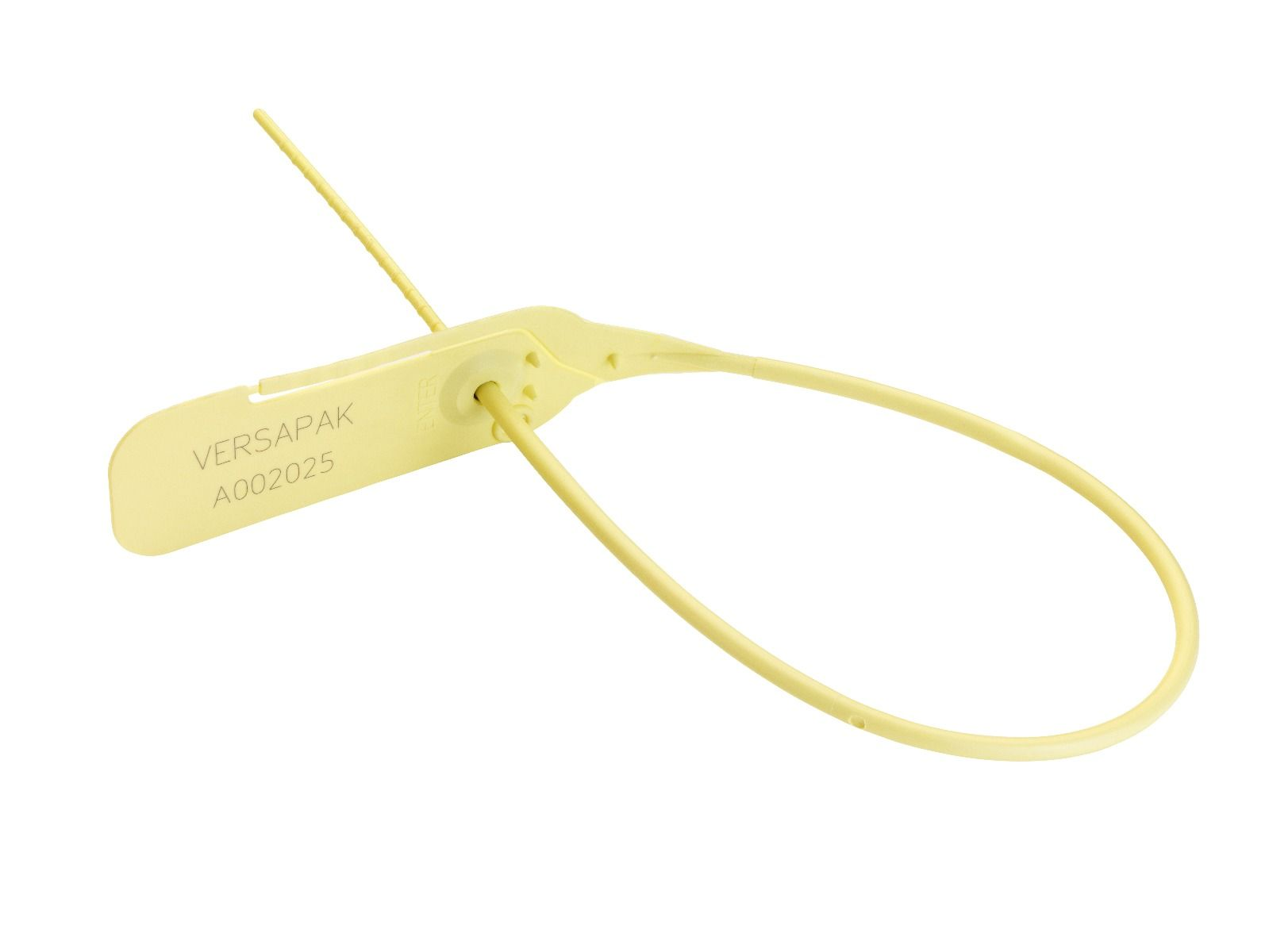 Heavy Duty Plastic 300mm Seal - Smooth Strap Metal Jaw