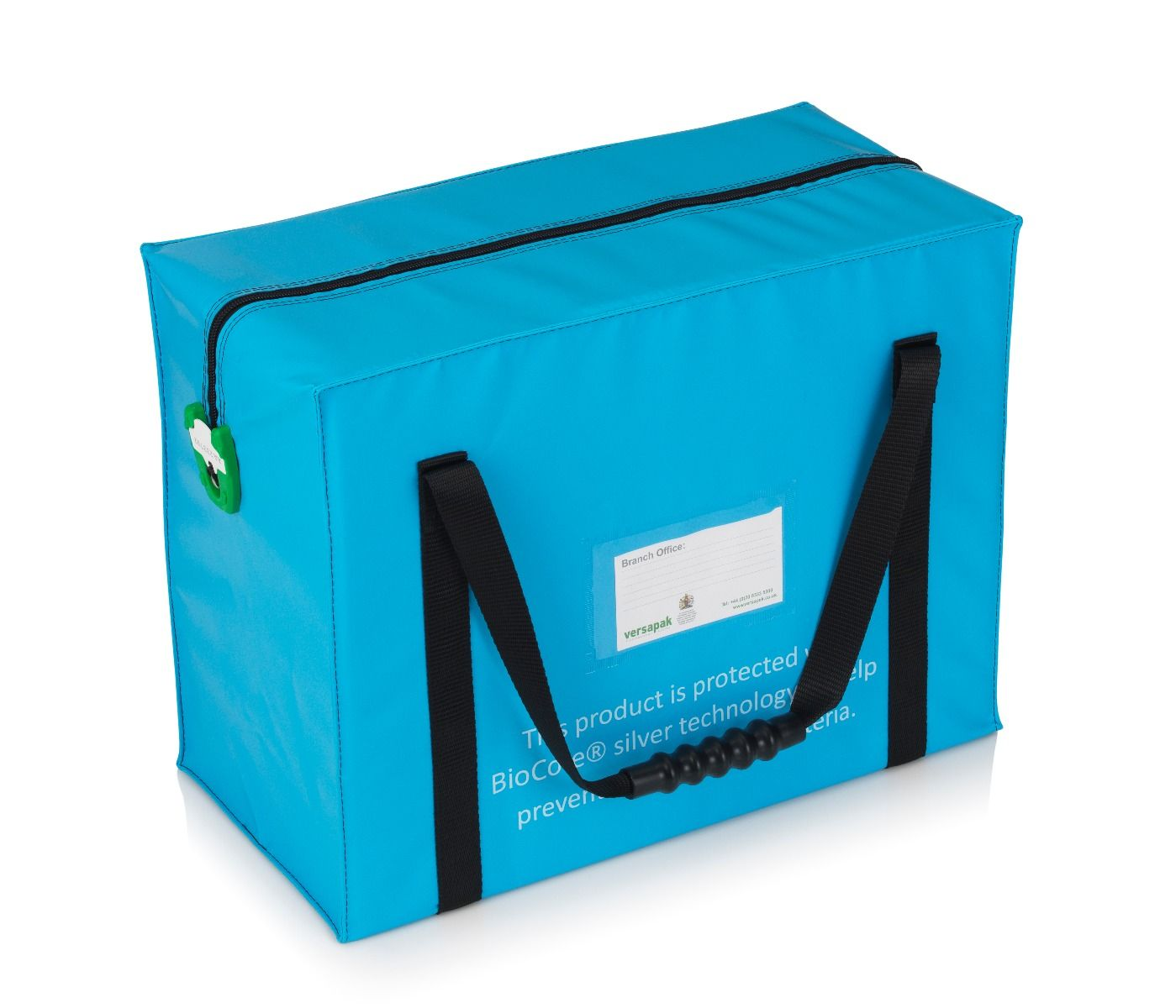 Small Antimicrobial Secure Holdall